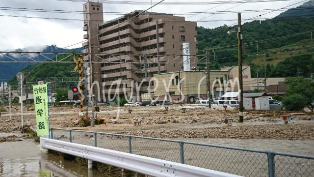 7月8日の瀬野駅